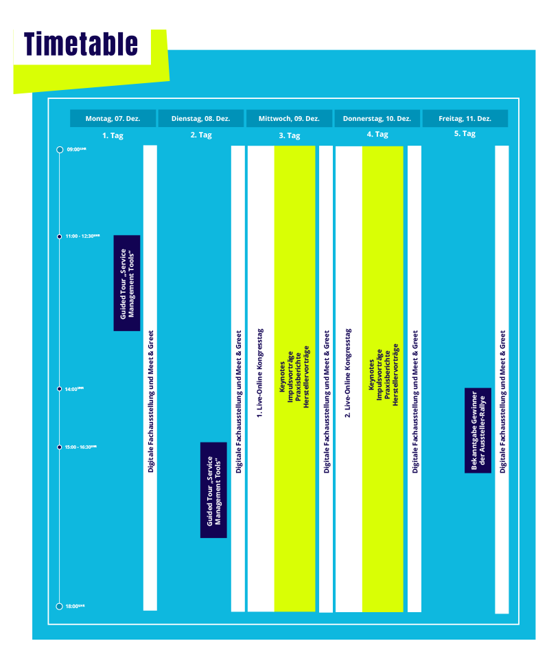 DSME20 Timetable mobil